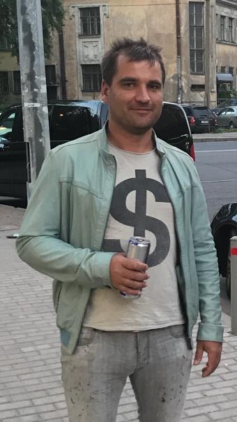 Александр Рассветаев, Санкт-Петербург, Россия