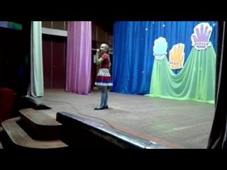 «Российская держава» выступат Аня Ермоленко, 9 лет