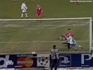 Лига Чемпионов 2002/03. Спартак (Москва) - Базель (Швейцария) - 0:2 (0:1).