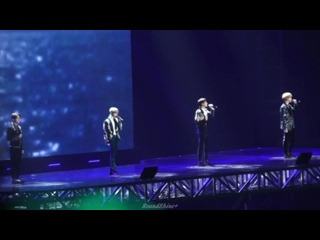 180217 Colors of the season [SHINee WORLD THE BEST 2018~FROM NOW ON~] Osaka