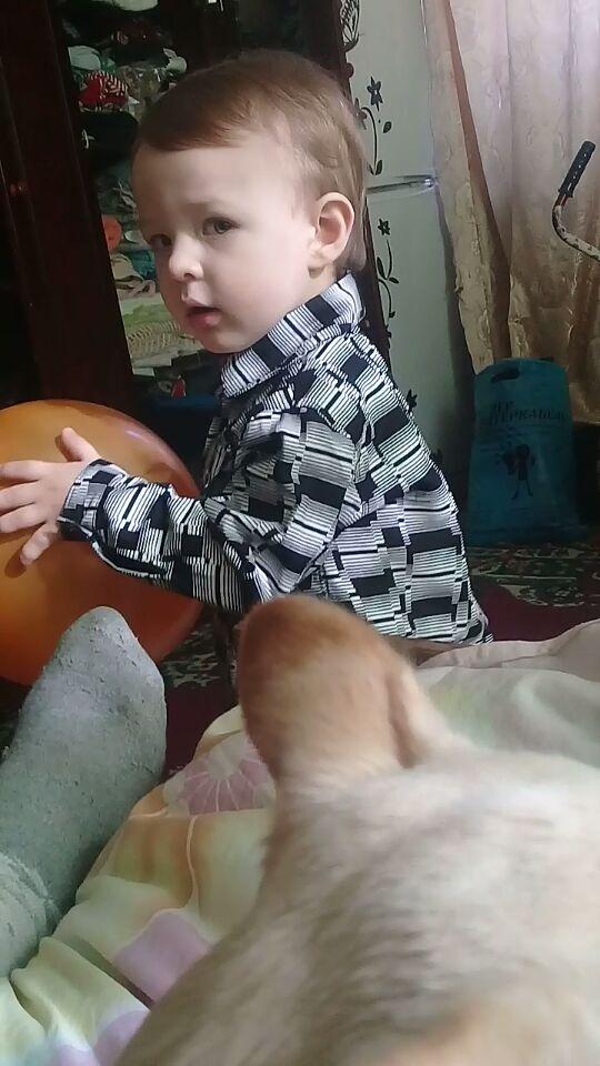 Прохоренко Иван Максимович, 2 года
