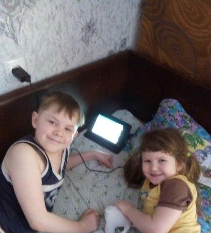 Перенесеев Анатолий и Лысова Лилия