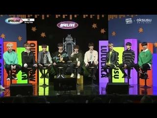 "181120 Stray Kids на шоу ""Sungduck LIVE"""