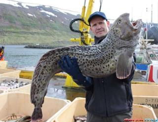 Морская рыбалка на Кольском полуострове