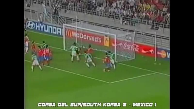 6. Группа «А». Корея - Мексика