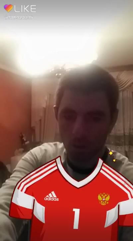 Я в майке сборной России.mp4