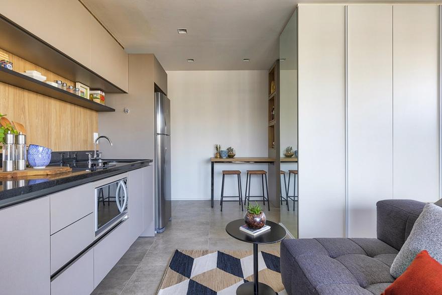 Дизайн квартиры 38 м.