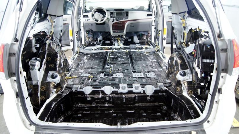 Шумоизоляция автомобиля: для чего она нужна?, изображение №2