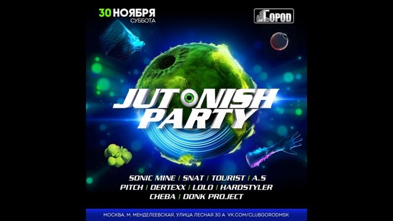 DJ Snat Jutonish Moscow 2019