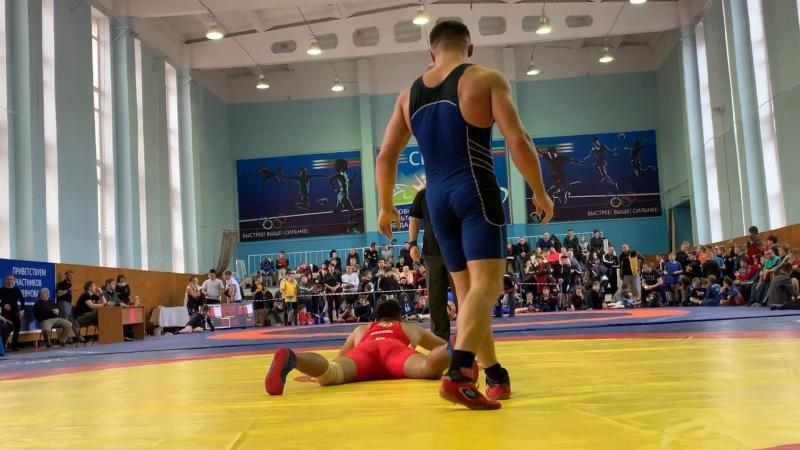 Кудаяров vs Blue (2 период )
