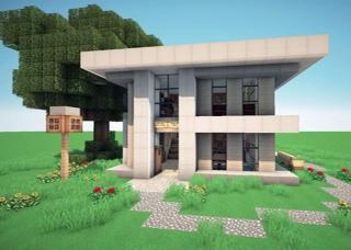 как построить в майнкрафте дом на сайте мир #11