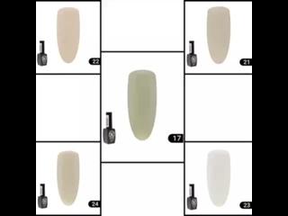 Представленные на фото оттенки гель-лак... пола сам (480p).mp4