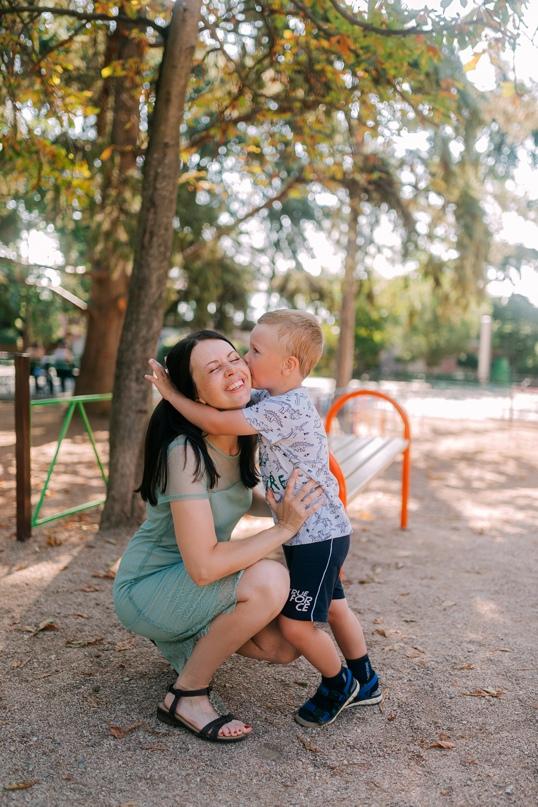 Семейная фотосессия в Алуште - Фотограф MaryVish.ru