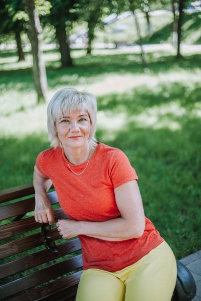 Larisa Bulatova, 53 года