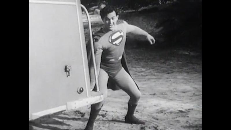 Атомный Человек vs Супермена 01 04 1950