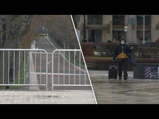 Самоизоляция в Москве: как выглядит столица после введения ограничений из-за коронавируса   день 20