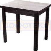 Кухонный стол из ЛДСП Дрезден М-2 ДБ/ВН 04 ВН (Дуб беленый)