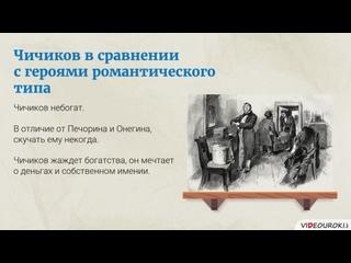 45. Чичиков как новый герой эпохи и как антигерой
