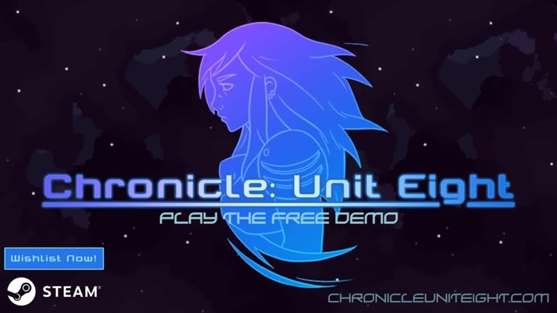 Геймплейный трейлер игры Chronicle Unit Eight!