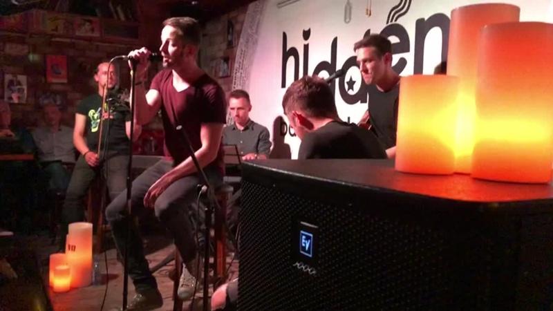 Karma JUNO17 Acoustic concert 03 06 19 Hidden Bar Moscow