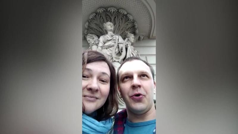 Пётр Васильев и Алевтина Торик