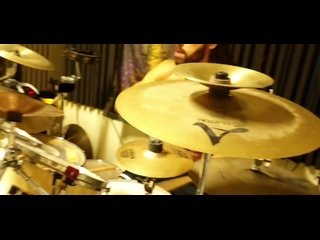 Viscera Trail - Joint by Joint (Hati recording drums)