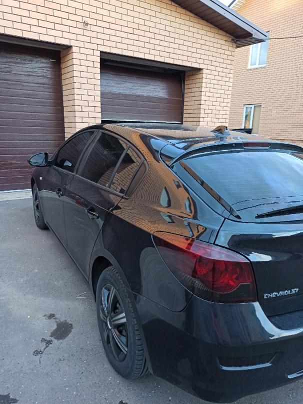 Chevrolet Сruze 1.6 МТ 2013 Пробег 48000 Автомобиль в | Объявления Орска и Новотроицка №12949