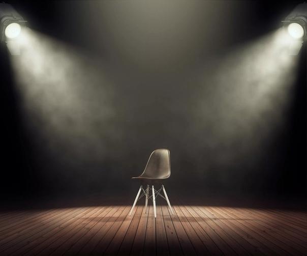 Эффект стула Лет 20 назад на одном из голландских телеканалов решили устроить экспериментальное реалити-шоу. Каждый час в эфире на одну минуту появлялась пустая комната, в которой стоял стул.