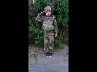 """Чижиков Егор, МКДОУ """"Орлёнок"""", 6 лет, г. Черкесск"""