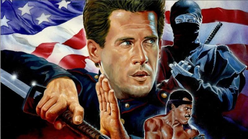 VHS навсегда Американский ниндзя 1985 перевод Гаврилов