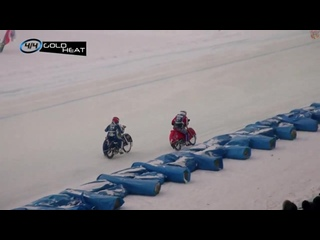 Icespeedway World Championship 2021 re-run for gold medal...