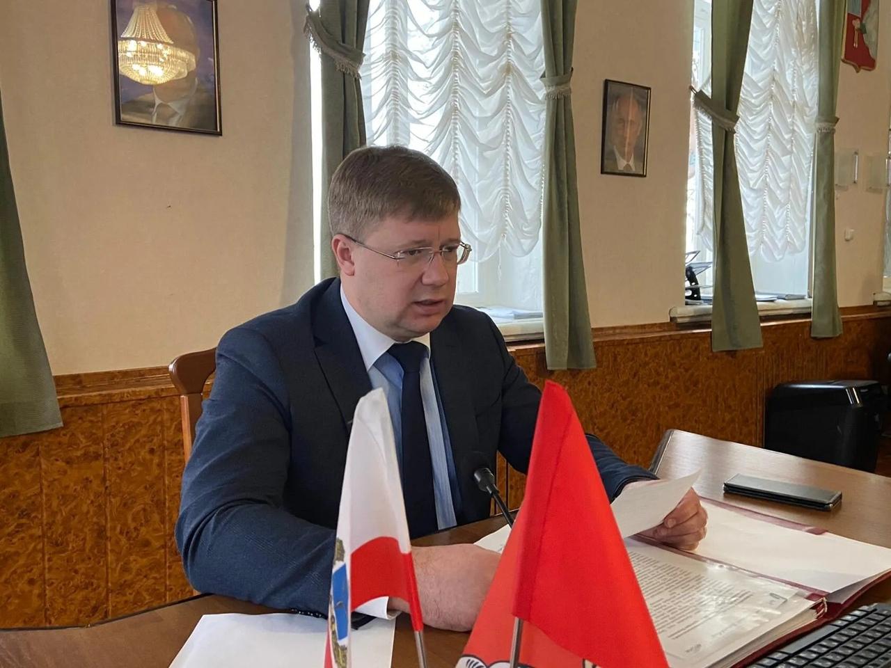 Состоялось аппаратное совещание с руководителями структурных подразделений администрации