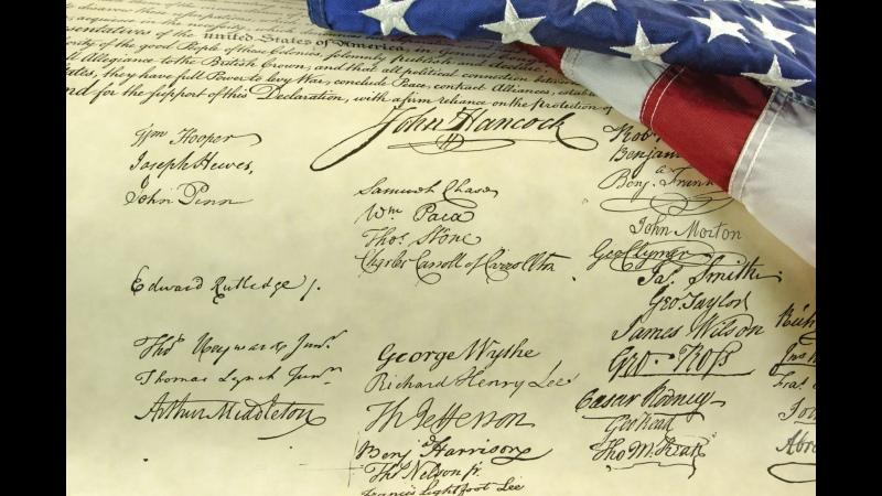 28 Чай налоги и Американская революция