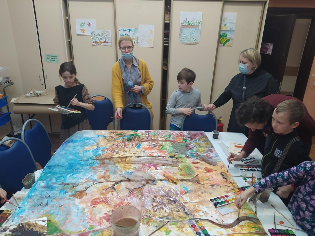 "проект ""Симфония семьи"" - ""Творчество и мир"""
