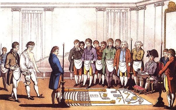 Миф о масонском и других заговорах