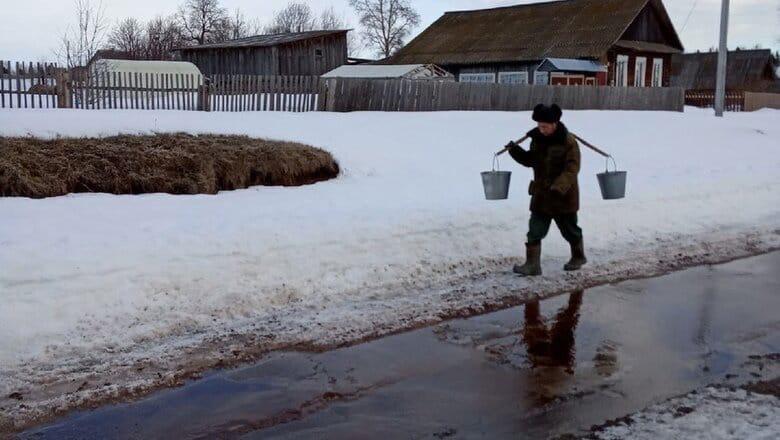 В двух деревнях Глазовского района люди жили