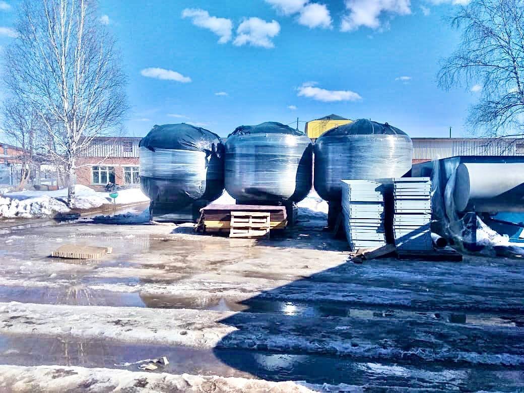 В Можге продолжается строительство заключительного этапа – биологической очистки сточных вод канализационно-очистных сооружений.