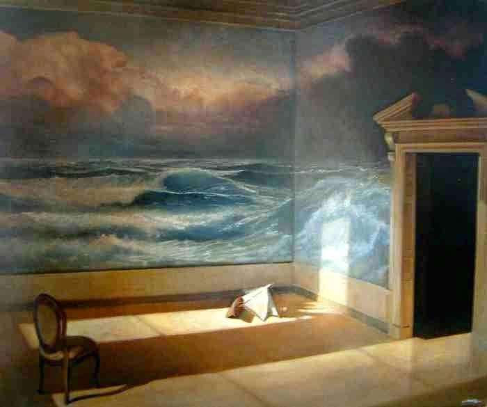 Французский художник-реалист. Alain Senez, изображение №21