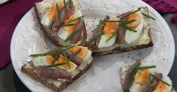 Балтийский бутерброд