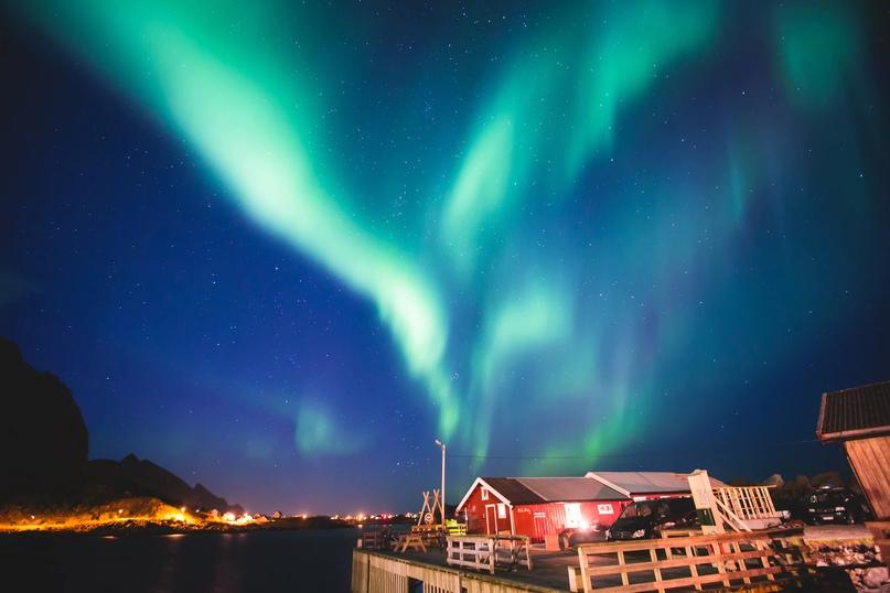 10 лучших мест, где можно увидеть северное сияние — в России и за границей, изображение №9