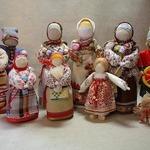 Славянская тряпичная кукла. Правила общения с обережными куклами