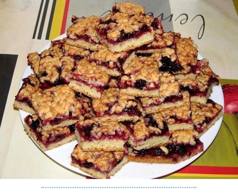Печенье с вареньем