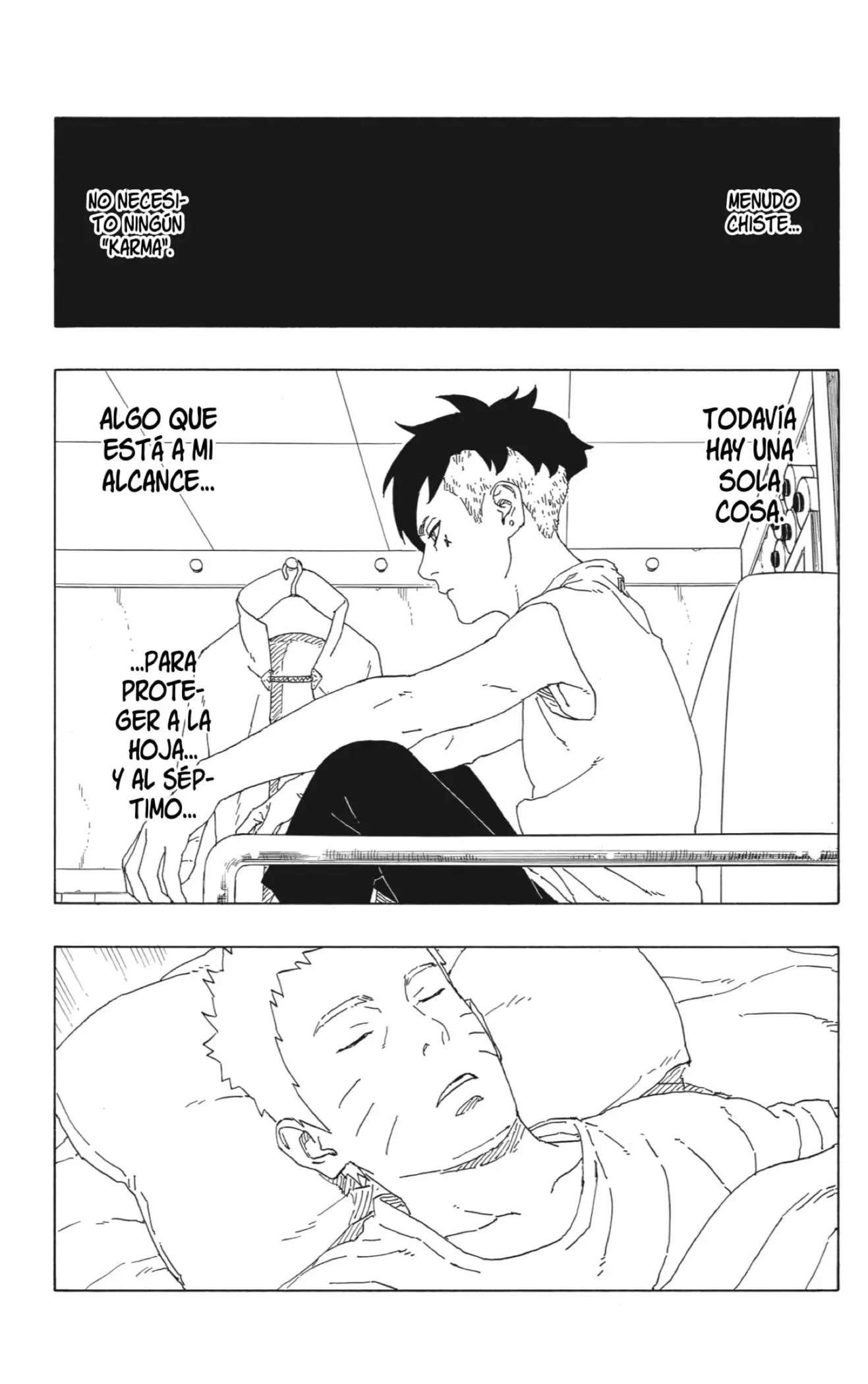 Boruto Manga Capitulo 60, image №41