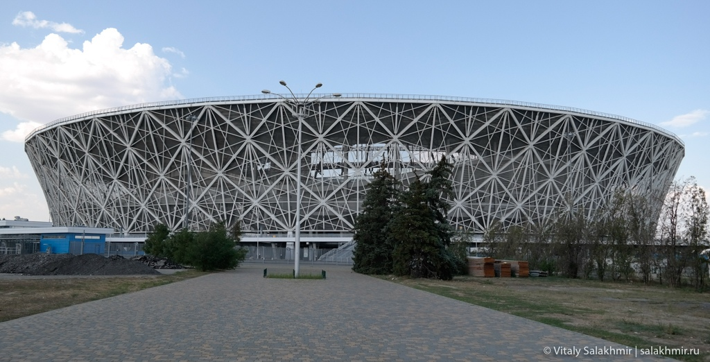 Стадион Волгоград Арена 2020