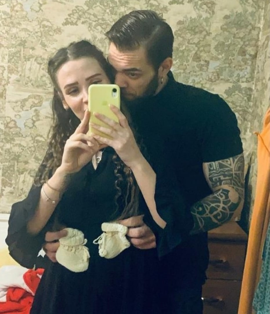 Виктор Хориков женился