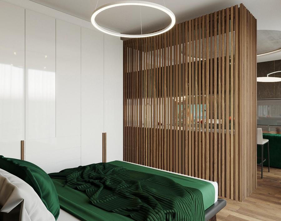 Проект квартиры 48,7 кв.
