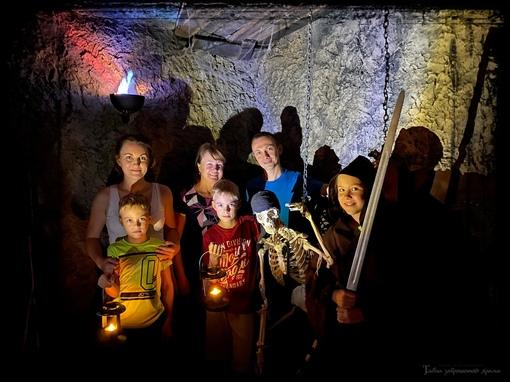 Квест Тайна заброшенного храма фото 30.08.2021