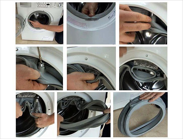 Как заменить манжету в стиральной машине, изображение №3