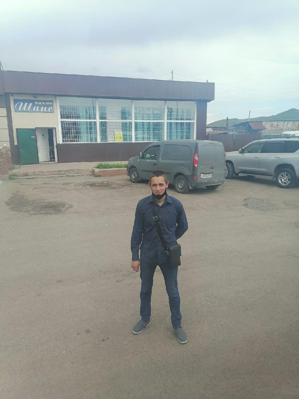 Андрей, 24, Minusinsk