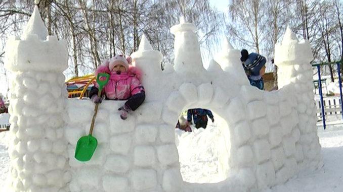 Лучший ледовый городок построят сами октябрьцы?